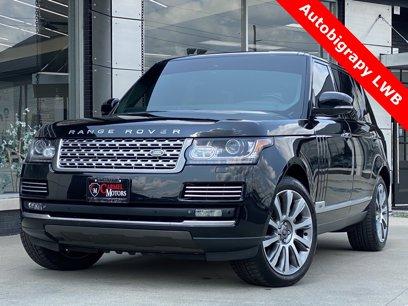 Used 2014 Land Rover Range Rover Long Wheelbase Autobiography - 592046595