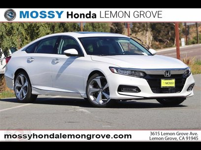 New 2020 Honda Accord 2.0T Touring - 546731146
