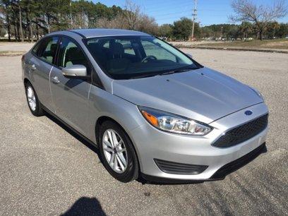 Used 2016 Ford Focus SE Sedan - 541220480