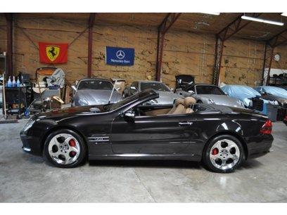 2005 mercedes sl600