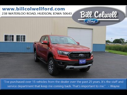 New 2019 Ford Ranger Lariat - 519663519