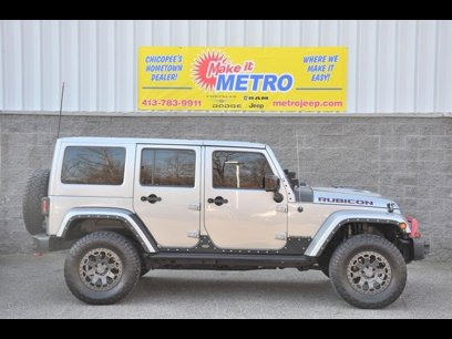 Used 2016 Jeep Wrangler 4WD Unlimited Rubicon - 544341953