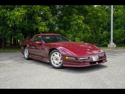Used 1993 Chevrolet Corvette Convertible - 591138476
