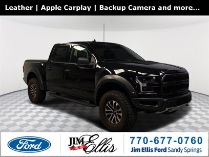 Used 2020 Ford F150 4x4 Crew Cab Raptor - 569844134