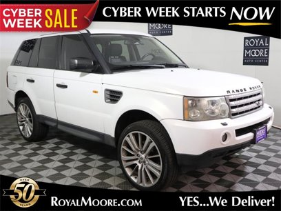 Used 2008 Land Rover Range Rover Sport HSE - 570175086