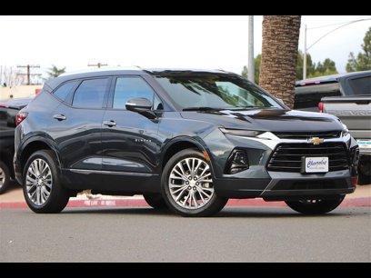 Certified 2019 Chevrolet Blazer FWD Premier - 529791087