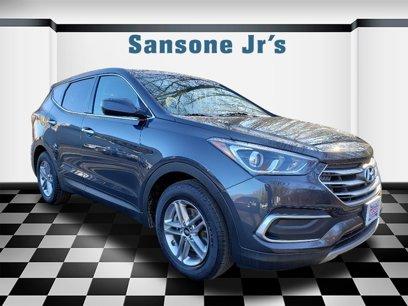 Used 2018 Hyundai Santa Fe AWD Sport - 539980141