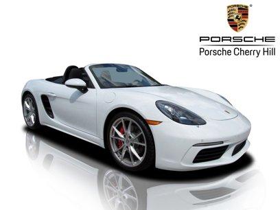 New 2019 Porsche 718 Boxster S - 522814881