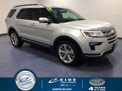 Used 2019 Ford Explorer 4WD Limited - 539176703