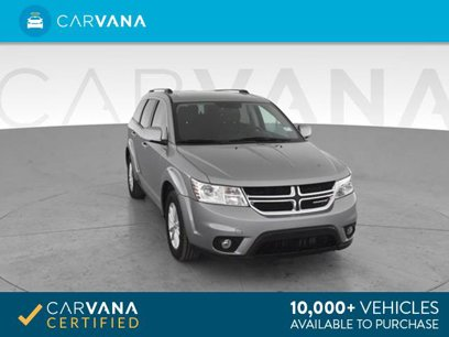 Used 2017 Dodge Journey SXT - 545704227