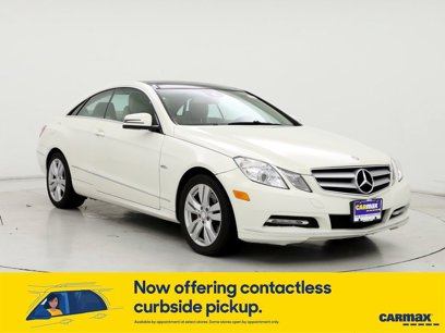 Used 2012 Mercedes-Benz E 350 Coupe - 567689999