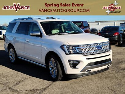 Used 2019 Ford Expedition 4WD Platinum - 546294589