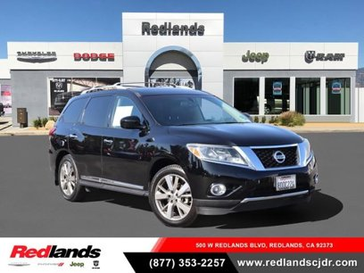 Used 2014 Nissan Pathfinder Platinum - 566779740