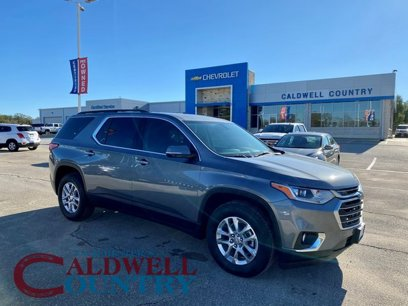 New 2020 Chevrolet Traverse FWD LT - 569531096