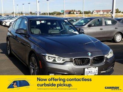 Used 2017 BMW 330i Sedan - 569747511