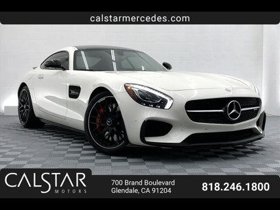 Certified 2017 Mercedes-Benz AMG GT S Coupe - 548123428