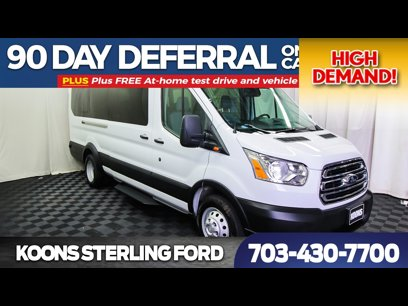 Used 2019 Ford Transit 350 XLT - 546620883