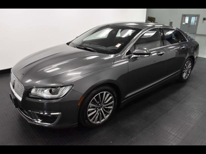 Certified 2018 Lincoln MKZ Select AWD - 533297759