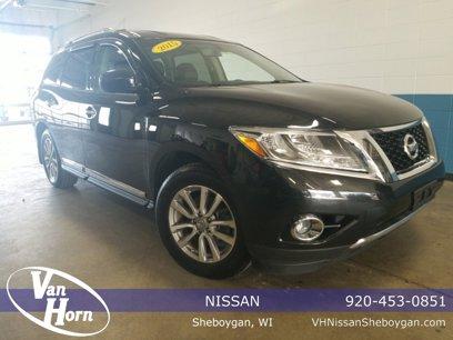 Used 2015 Nissan Pathfinder SL - 538812033