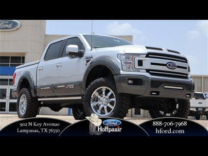New 2018 Ford F150 Lariat - 485204667