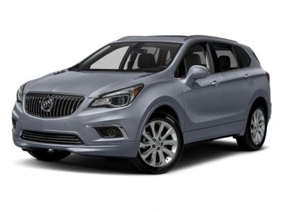 Certified 2017 Buick Envision AWD Essence - 568977038