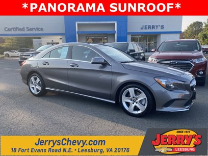 Used 2018 Mercedes-Benz CLA 250 4MATIC - 563188332