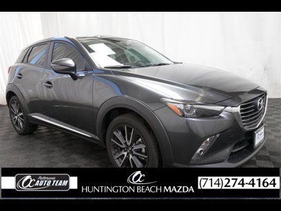 Certified 2018 MAZDA CX-3 AWD Grand Touring - 537535727