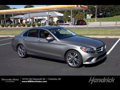 Certified 2019 Mercedes-Benz C 300 Sedan - 564338256