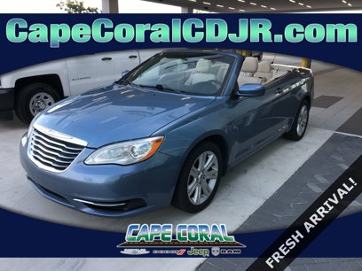 Used 2011 Chrysler 200 Touring Convertible - 545363820