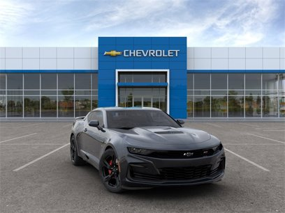 New 2020 Chevrolet Camaro SS Coupe w/ 2SS - 525310081
