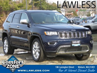 Certified 2017 Jeep Grand Cherokee 4WD Limited - 539240733