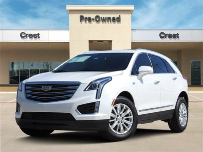 Certified 2018 Cadillac XT5 FWD - 545644098