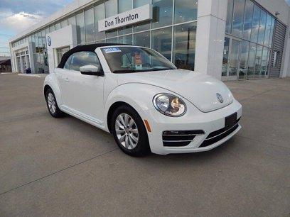 Certified 2018 Volkswagen Beetle 2.0T Convertible - 547804191
