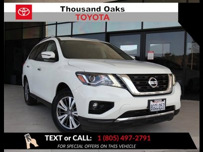 Used 2019 Nissan Pathfinder SV - 561028122