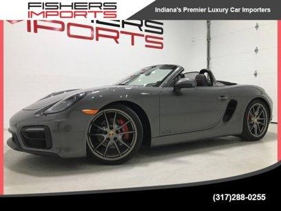 Used 2016 Porsche Boxster S - 532122241
