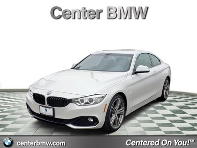 Certified 2017 BMW 430i Coupe - 541544467