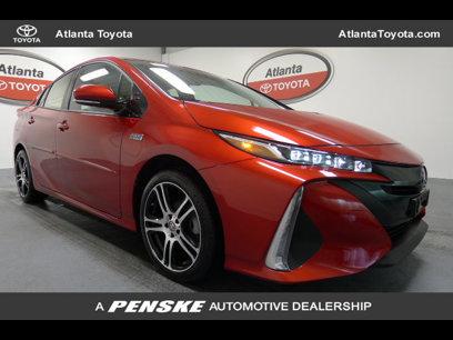 Used 2018 Toyota Prius Prime Plus - 544165726