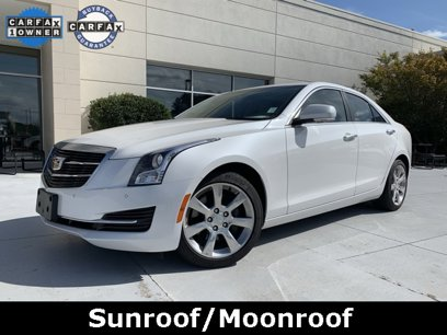 Used 2016 Cadillac ATS 2.0T Luxury AWD Sedan - 521794144