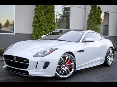 Used 2017 Jaguar F-TYPE S Coupe AWD - 535927090