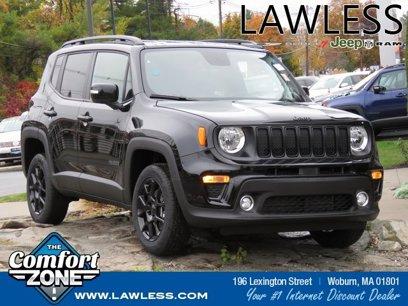 New 2020 Jeep Renegade 4WD Latitude - 532938381