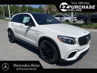 New 2019 Mercedes-Benz GLC 63 AMG 4MATIC - 500714271