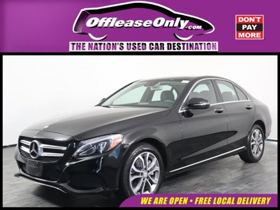 Used 2017 Mercedes-Benz C 300 4MATIC Sedan - 569520647