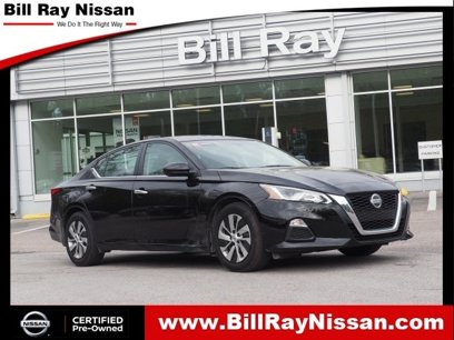 Certified 2019 Nissan Altima 2.5 S - 545300309
