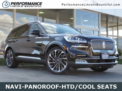 New 2020 Lincoln Aviator AWD Reserve - 525733521