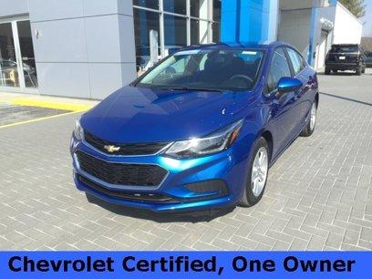 Certified 2017 Chevrolet Cruze LT Sedan - 545831472