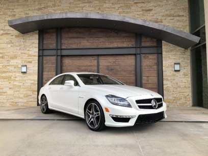 Used 2012 Mercedes-Benz CLS 63 AMG - 566984515