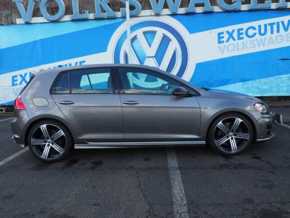 Certified 2016 Volkswagen Golf R 4-Door - 545670854