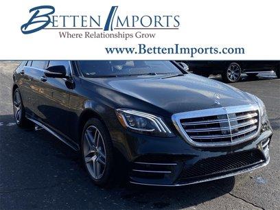 New 2020 Mercedes-Benz S 450 4MATIC Sedan - 535189634