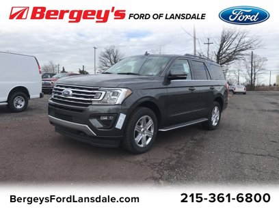 New 2020 Ford Expedition 4WD XLT - 539196915