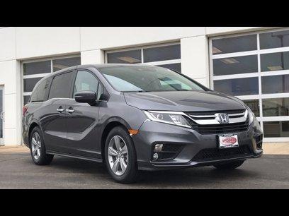 New 2020 Honda Odyssey EX - 533079112